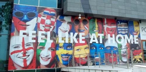 reklama z błędem na Euro2012